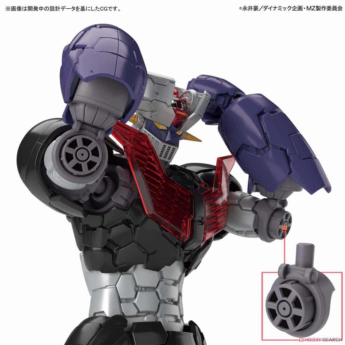 【再販】HG 1/144『マジンガーZ(マジンガーZ INFINITY Ver.)』プラモデル-005