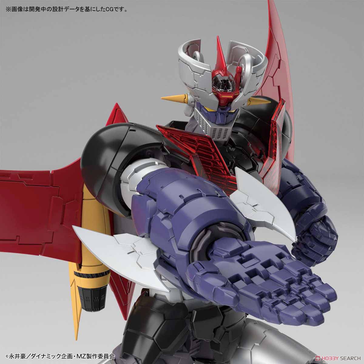 【再販】HG 1/144『マジンガーZ(マジンガーZ INFINITY Ver.)』プラモデル-006