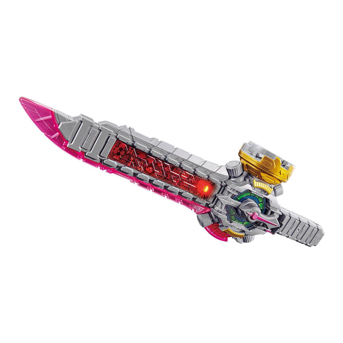 仮面ライダージオウ『超針回転剣 DXライドヘイセイバー』変身なりきり-001