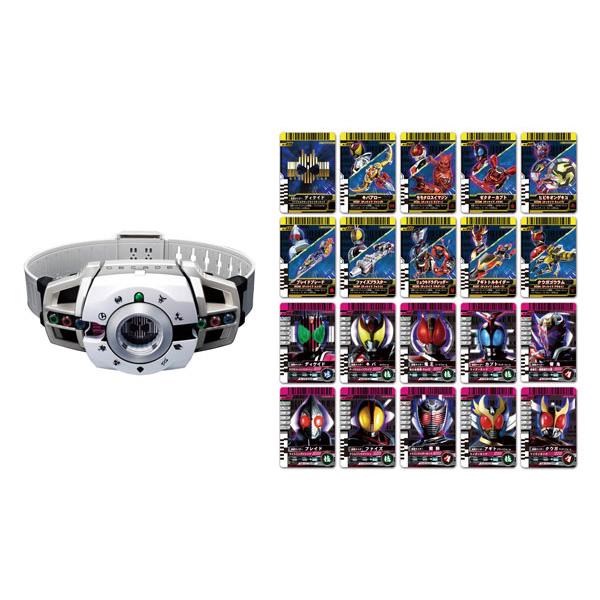 仮面ライダーディケイド『変身ベルト ver.20th DXディケイドライバー』変身なりきり