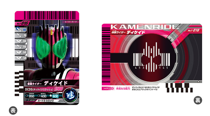 仮面ライダーディケイド『変身ベルト ver.20th DXディケイドライバー』変身なりきり-013