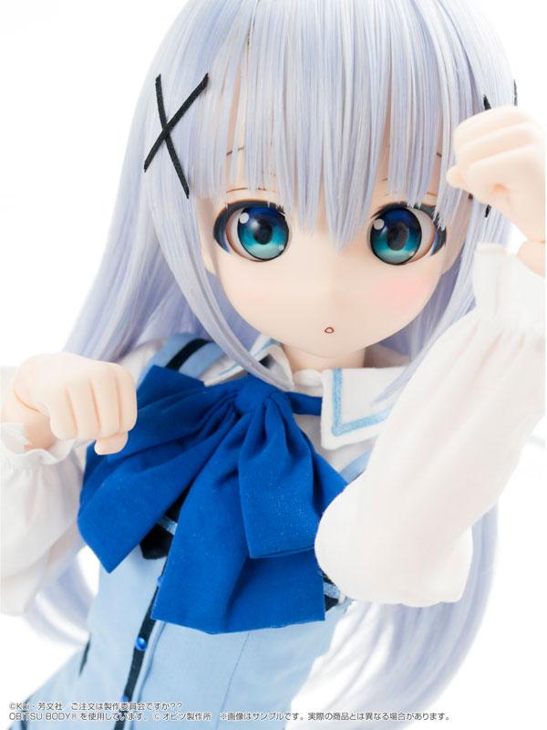 アナザーリアリスティックキャラクターズ『チノ』1/3 ご注文はうさぎですか?? 完成品ドール-008