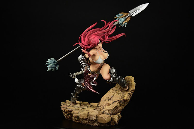 FAIRY TAIL『エルザ・スカーレット the騎士ver.』1/6 完成品フィギュア-001