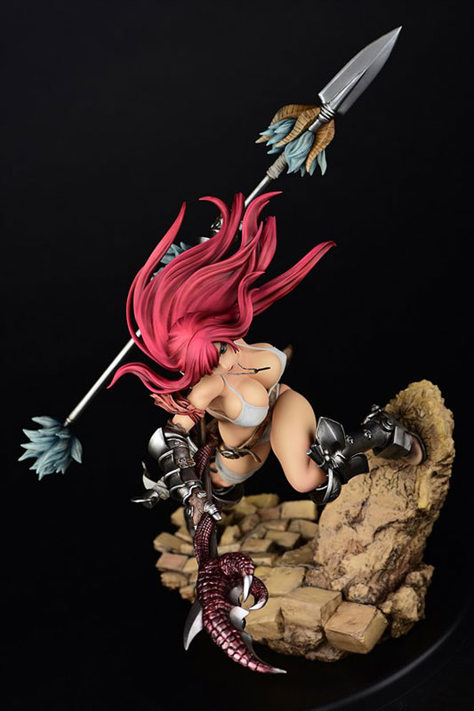 FAIRY TAIL『エルザ・スカーレット the騎士ver.』1/6 完成品フィギュア-004