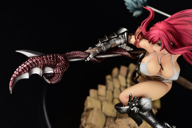 FAIRY TAIL『エルザ・スカーレット the騎士ver.』1/6 完成品フィギュア-008