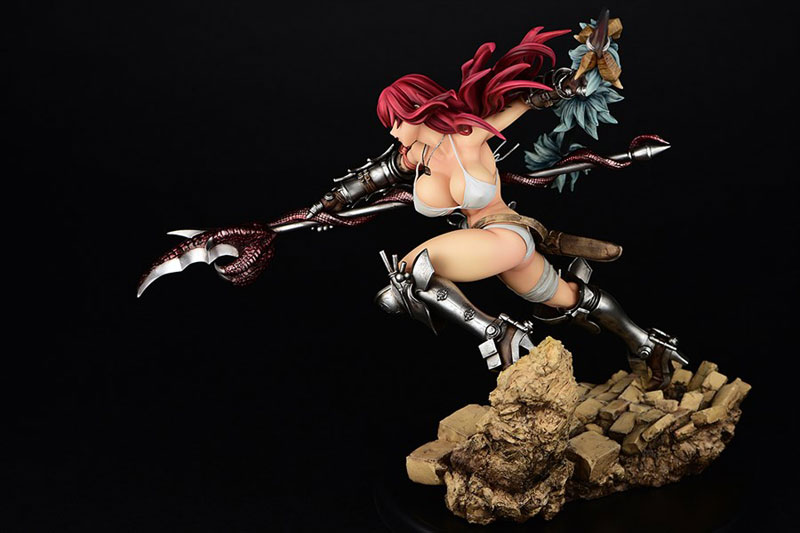 FAIRY TAIL『エルザ・スカーレット the騎士ver.』1/6 完成品フィギュア-014