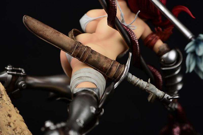 FAIRY TAIL『エルザ・スカーレット the騎士ver.』1/6 完成品フィギュア-022