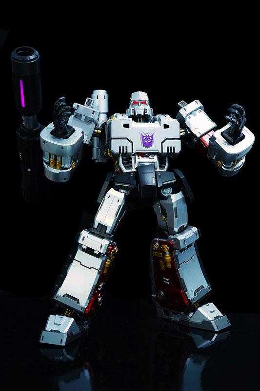 トランスフォーマー『メガトロン』可動フィギュア-003