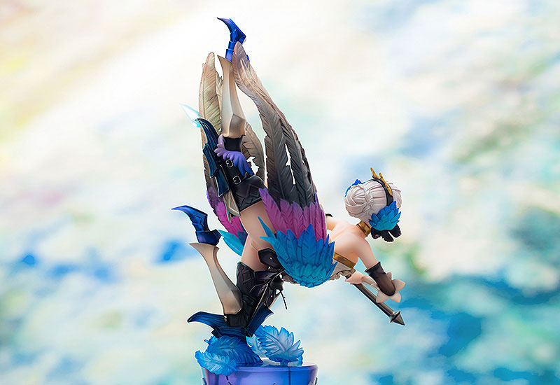 オーディンスフィア レイヴスラシル『グウェンドリン 天翔ける戦乙女(ワルキューレ)』1/8 完成品フィギュア-008