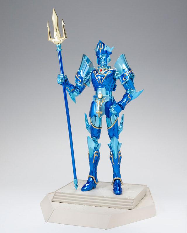 聖闘士聖衣神話『海皇ポセイドン 15th Anniversary Ver.|聖闘士星矢』可動フィギュア-003