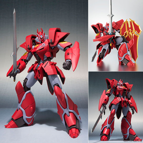 ROBOT魂〈SIDE PB〉『鉄巨神 OVA 機甲界ガリアン 鉄の紋章』可動フィギュア