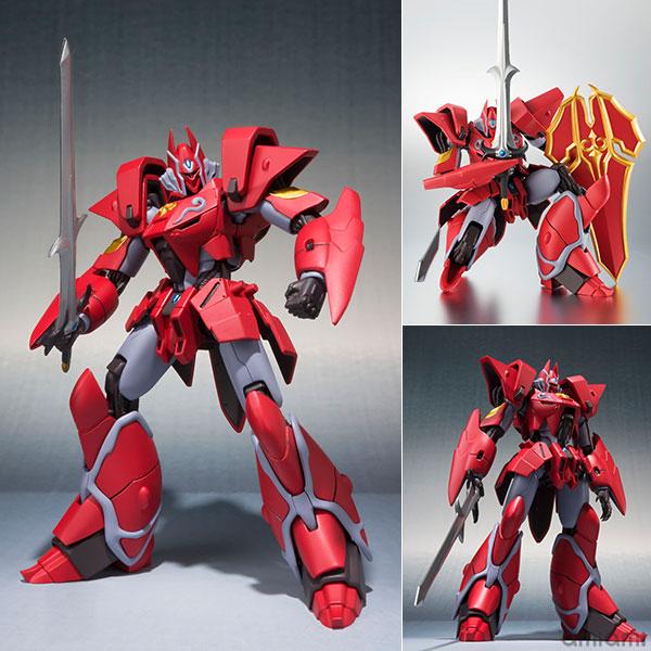 ROBOT魂〈SIDE PB〉『鉄巨神|OVA 機甲界ガリアン 鉄の紋章』可動フィギュア