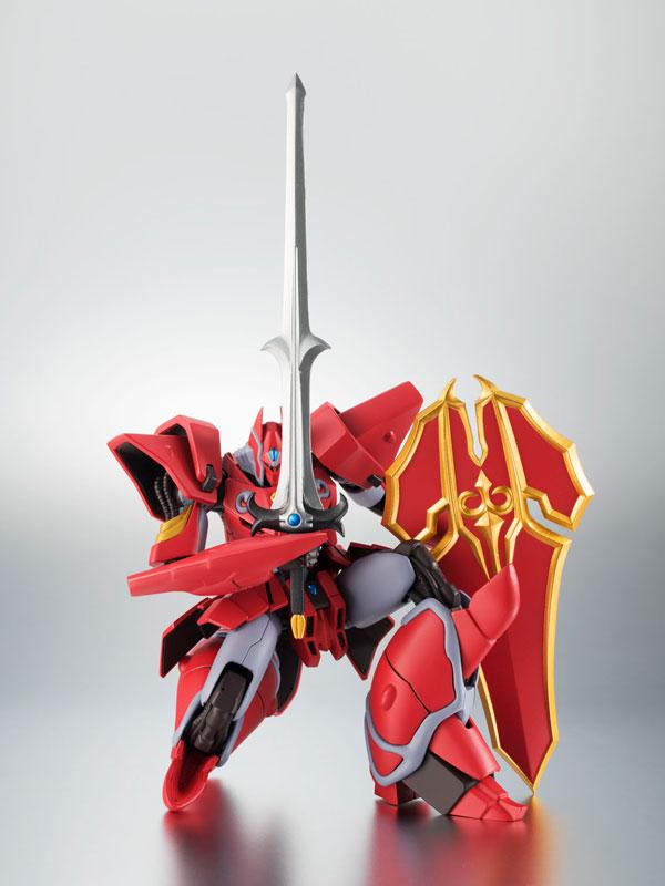 ROBOT魂〈SIDE PB〉『鉄巨神 OVA 機甲界ガリアン 鉄の紋章』可動フィギュア-001