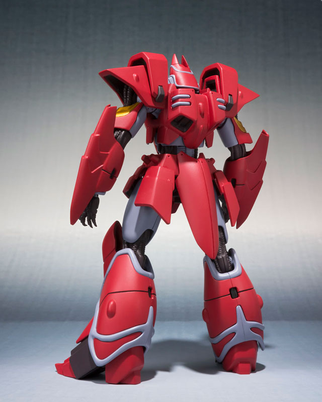 ROBOT魂〈SIDE PB〉『鉄巨神|OVA 機甲界ガリアン 鉄の紋章』可動フィギュア-002