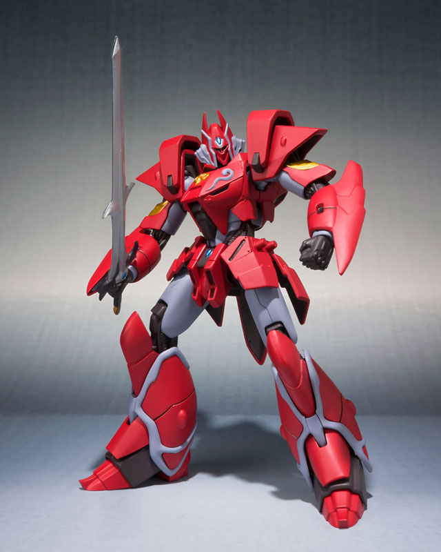 ROBOT魂〈SIDE PB〉『鉄巨神 OVA 機甲界ガリアン 鉄の紋章』可動フィギュア-003