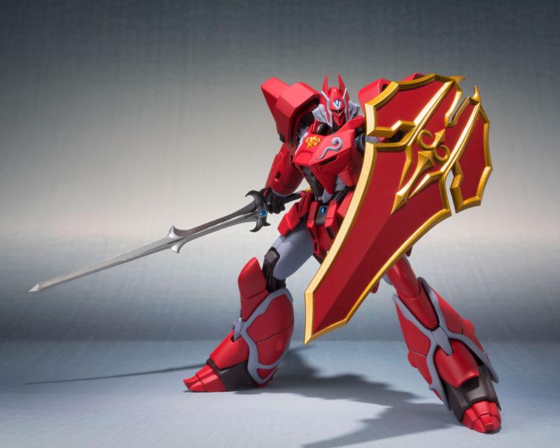 ROBOT魂〈SIDE PB〉『鉄巨神|OVA 機甲界ガリアン 鉄の紋章』可動フィギュア-004