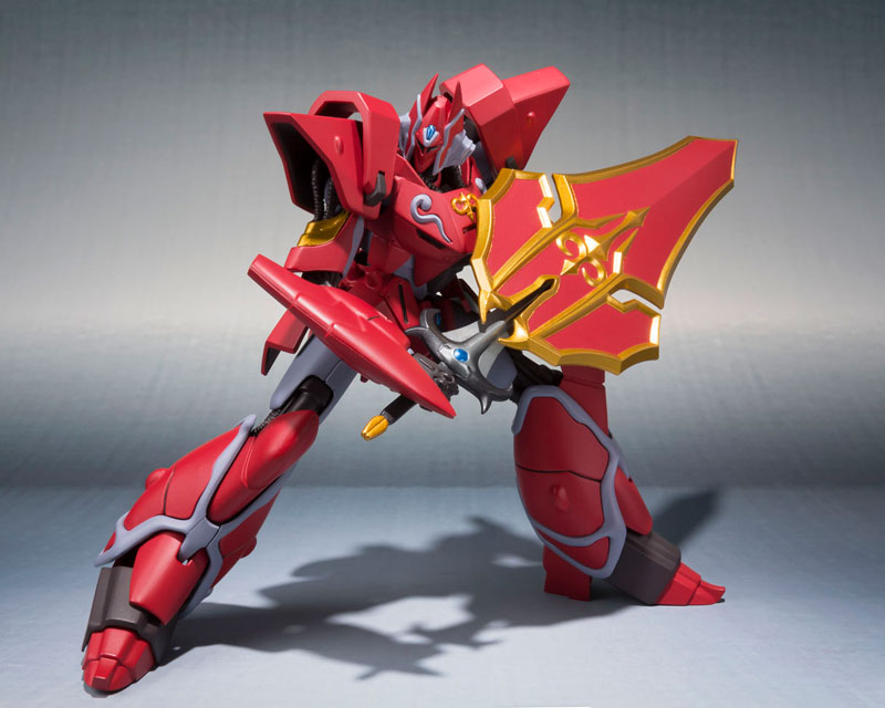 ROBOT魂〈SIDE PB〉『鉄巨神 OVA 機甲界ガリアン 鉄の紋章』可動フィギュア-005