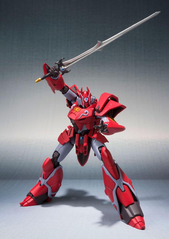 ROBOT魂〈SIDE PB〉『鉄巨神 OVA 機甲界ガリアン 鉄の紋章』可動フィギュア-006