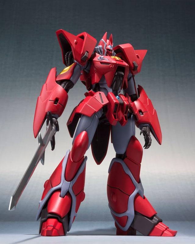 ROBOT魂〈SIDE PB〉『鉄巨神 OVA 機甲界ガリアン 鉄の紋章』可動フィギュア-007