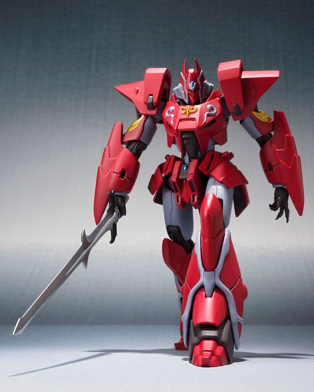 ROBOT魂〈SIDE PB〉『鉄巨神 OVA 機甲界ガリアン 鉄の紋章』可動フィギュア-008