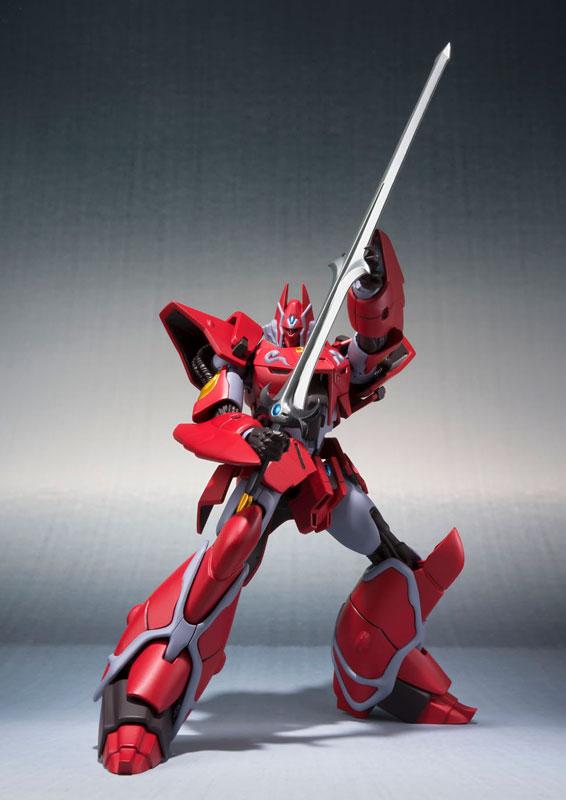 ROBOT魂〈SIDE PB〉『鉄巨神 OVA 機甲界ガリアン 鉄の紋章』可動フィギュア-009
