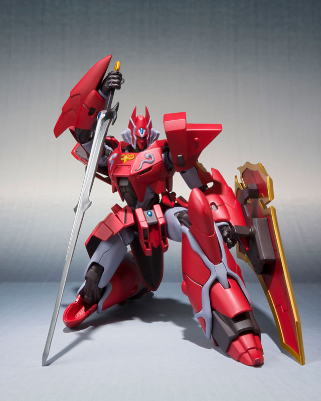 ROBOT魂〈SIDE PB〉『鉄巨神 OVA 機甲界ガリアン 鉄の紋章』可動フィギュア-010