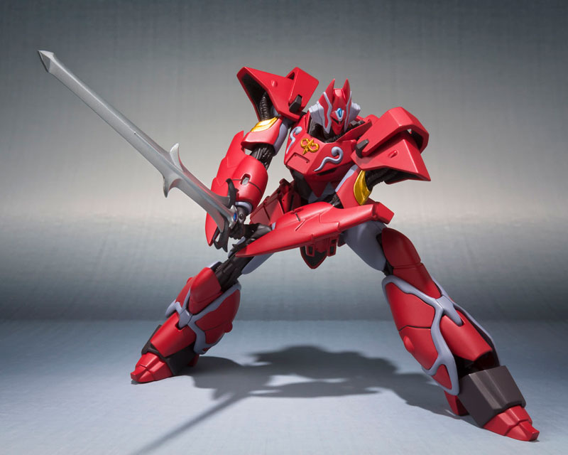 ROBOT魂〈SIDE PB〉『鉄巨神 OVA 機甲界ガリアン 鉄の紋章』可動フィギュア-011