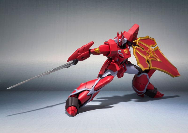 ROBOT魂〈SIDE PB〉『鉄巨神|OVA 機甲界ガリアン 鉄の紋章』可動フィギュア-012