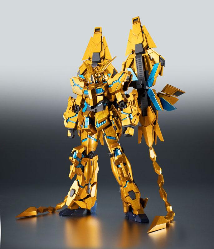 ROBOT魂〈SIDE MS〉『ユニコーンガンダム3号機 フェネクス|デストロイモード(ナラティブVer.)』可動フィギュア-001