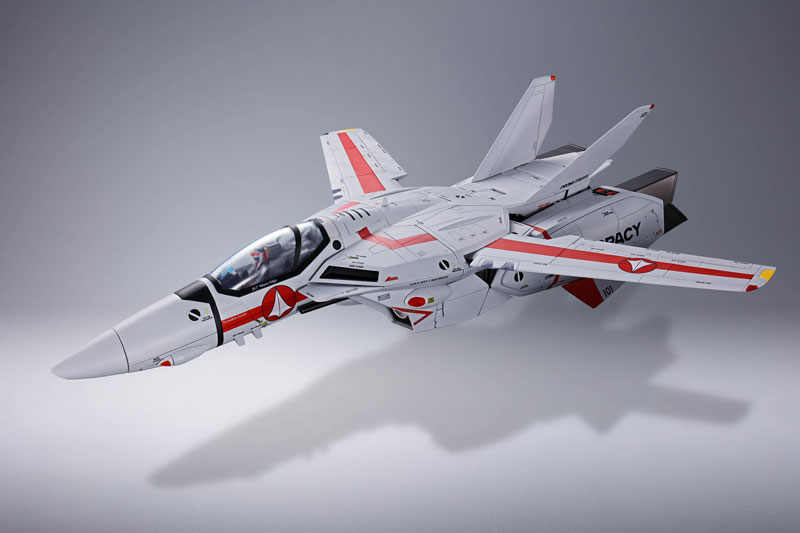 DX超合金 初回限定版『VF-1J バルキリー(一条輝機)|超時空要塞マクロス』可変可動フィギュア-001