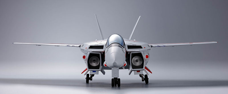 DX超合金 初回限定版『VF-1J バルキリー(一条輝機)|超時空要塞マクロス』可変可動フィギュア-002