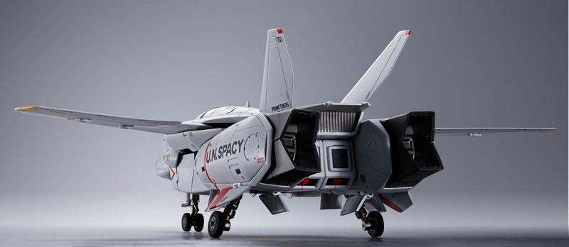 DX超合金 初回限定版『VF-1J バルキリー(一条輝機)|超時空要塞マクロス』可変可動フィギュア-003