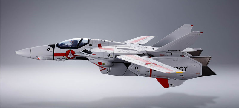 DX超合金 初回限定版『VF-1J バルキリー(一条輝機)|超時空要塞マクロス』可変可動フィギュア-005
