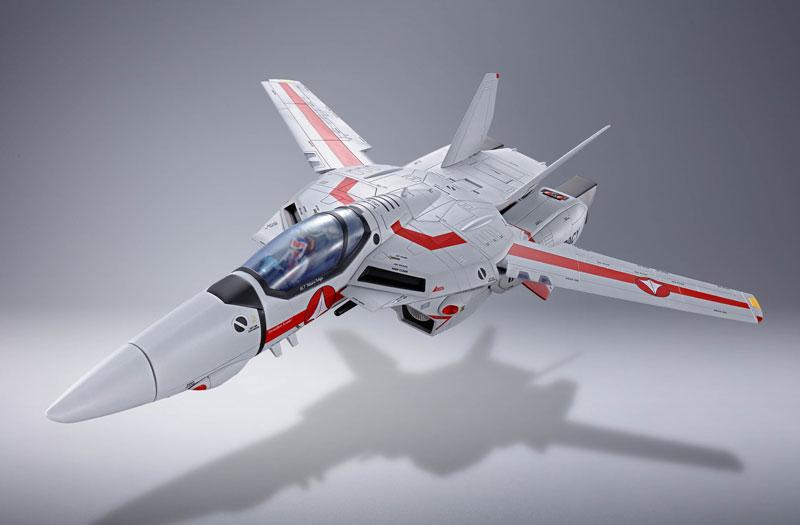 DX超合金 初回限定版『VF-1J バルキリー(一条輝機)|超時空要塞マクロス』可変可動フィギュア-006