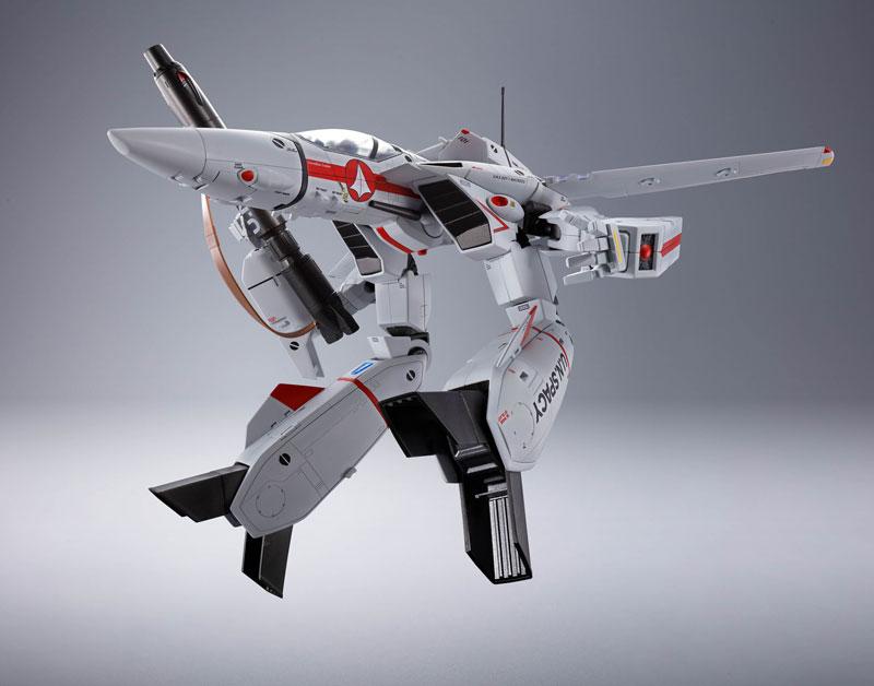 DX超合金 初回限定版『VF-1J バルキリー(一条輝機)|超時空要塞マクロス』可変可動フィギュア-008