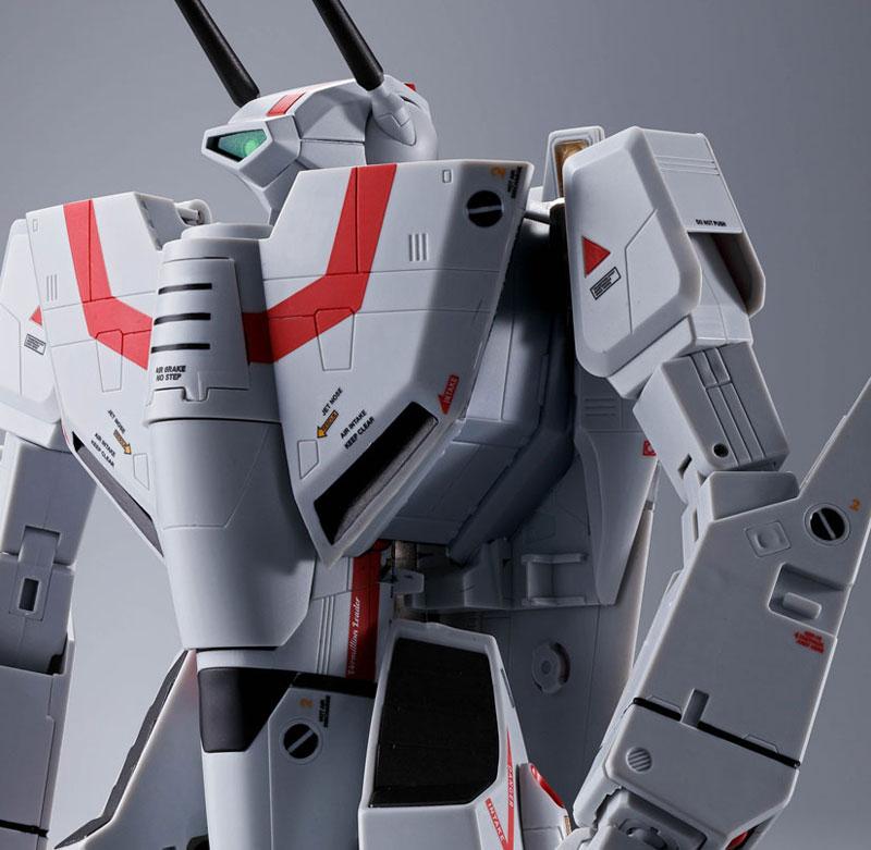 DX超合金 初回限定版『VF-1J バルキリー(一条輝機)|超時空要塞マクロス』可変可動フィギュア-014
