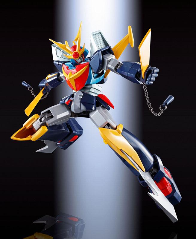 超合金魂『GX-82 無敵鋼人ダイターン3 F.A.』可動フィギュア-001