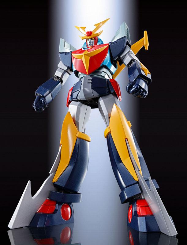 超合金魂『GX-82 無敵鋼人ダイターン3 F.A.』可動フィギュア-002