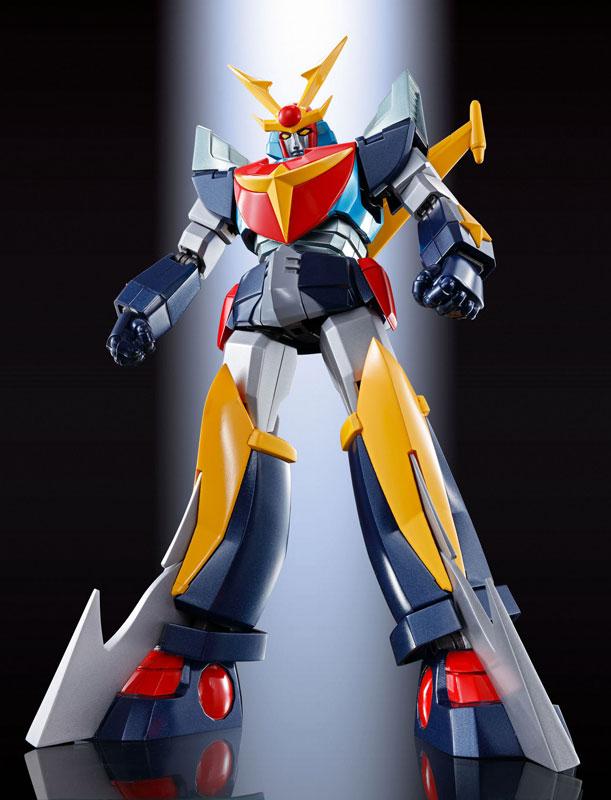 超合金魂『GX-82 無敵鋼人ダイターン3 F.A.』可動フィギュア-003