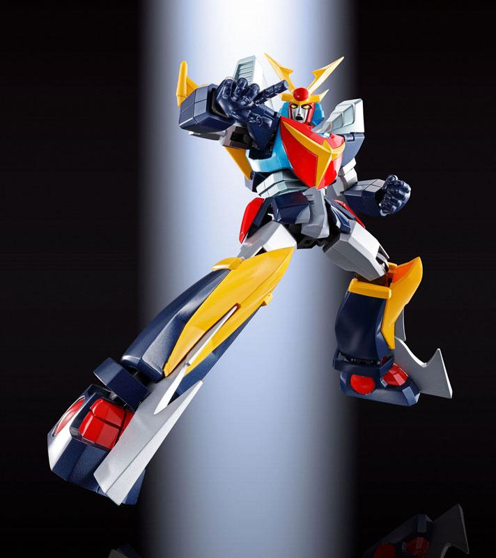 超合金魂『GX-82 無敵鋼人ダイターン3 F.A.』可動フィギュア-005