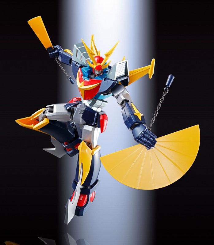 超合金魂『GX-82 無敵鋼人ダイターン3 F.A.』可動フィギュア-007