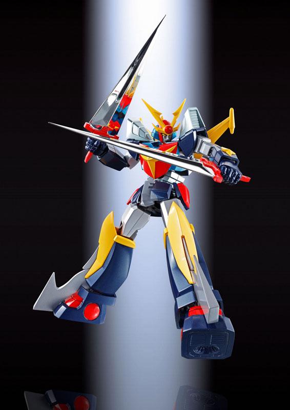 超合金魂『GX-82 無敵鋼人ダイターン3 F.A.』可動フィギュア-008