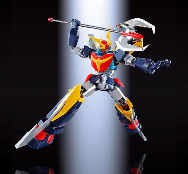 超合金魂『GX-82 無敵鋼人ダイターン3 F.A.』可動フィギュア-009