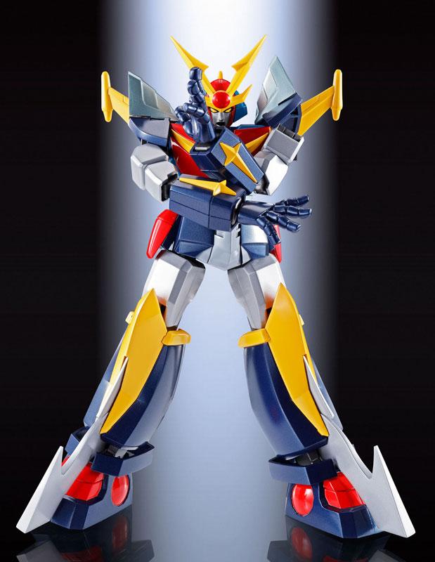 超合金魂『GX-82 無敵鋼人ダイターン3 F.A.』可動フィギュア-010