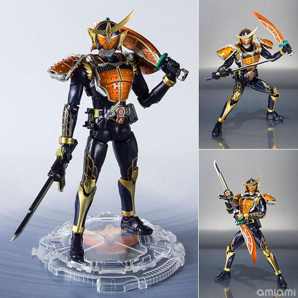 S.H.フィギュアーツ『仮面ライダー鎧武 オレンジアームズ -Kamen Rider Kicks Ver.-』可動フィギュア