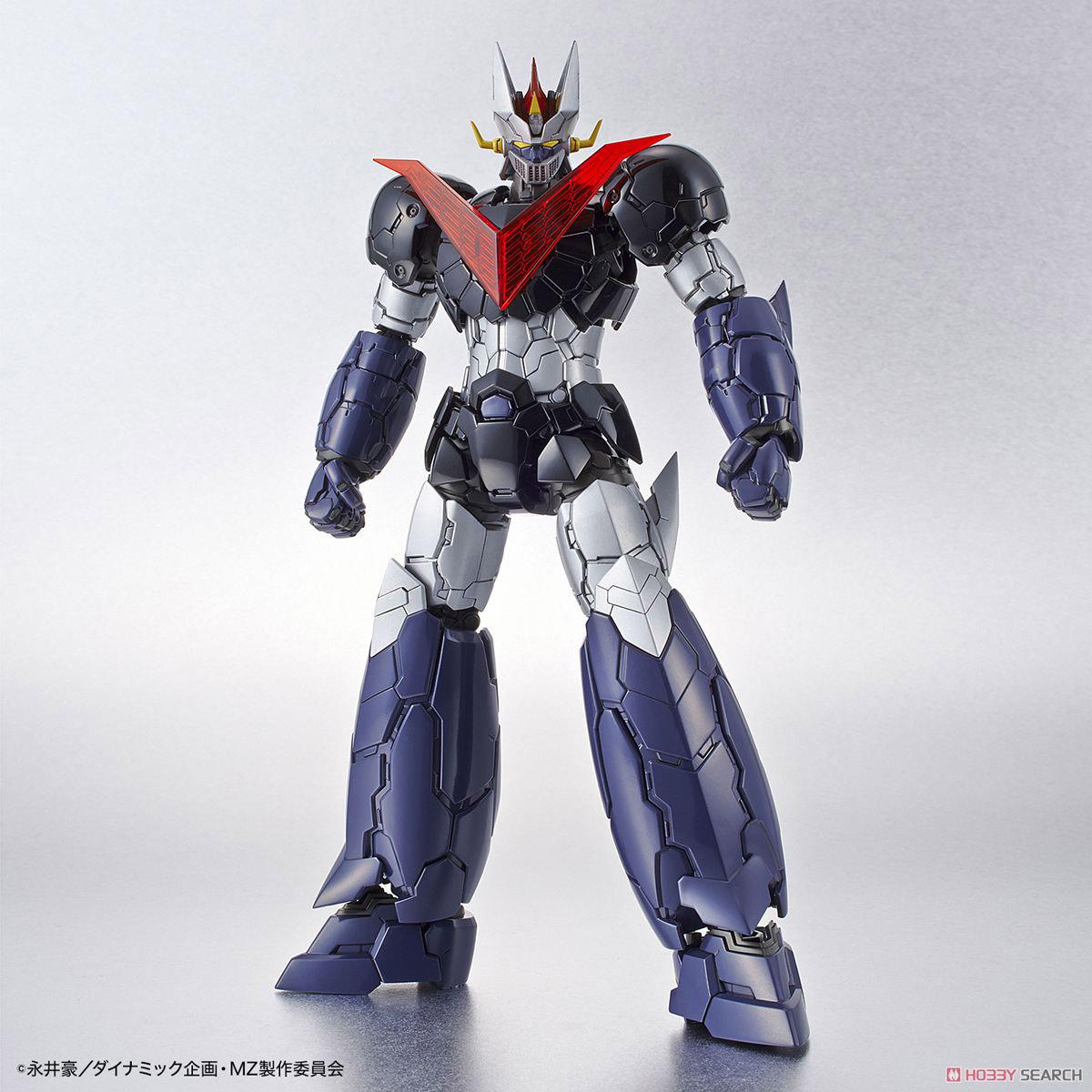 【再販】HG 1/144『グレートマジンガー(マジンガーZ INFINITY Ver.)』プラモデル-002