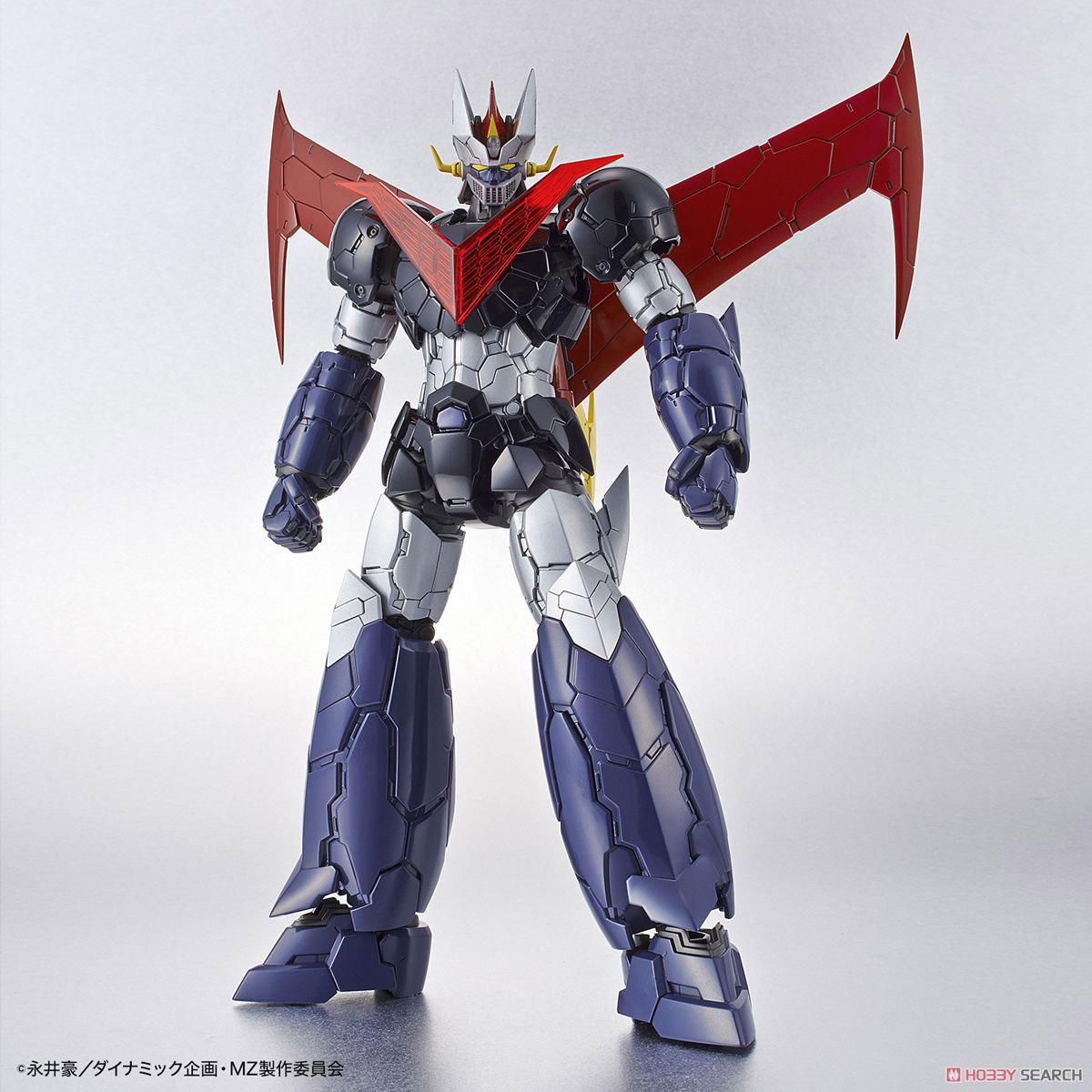 【再販】HG 1/144『グレートマジンガー(マジンガーZ INFINITY Ver.)』プラモデル-003