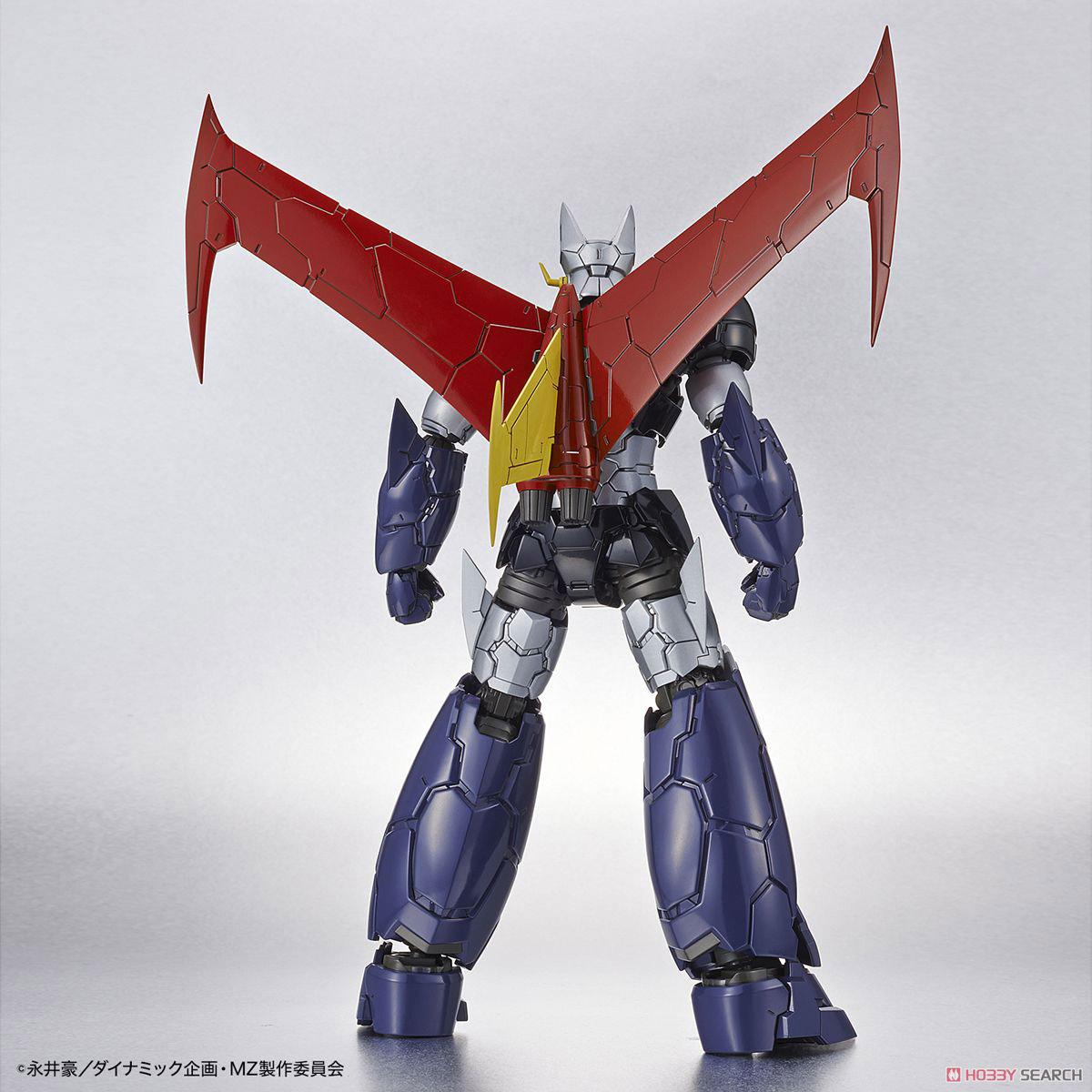 【再販】HG 1/144『グレートマジンガー(マジンガーZ INFINITY Ver.)』プラモデル-004