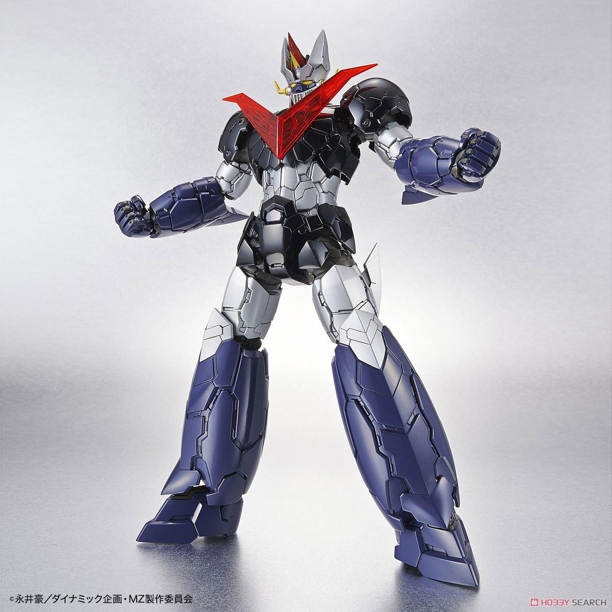 【再販】HG 1/144『グレートマジンガー(マジンガーZ INFINITY Ver.)』プラモデル-005