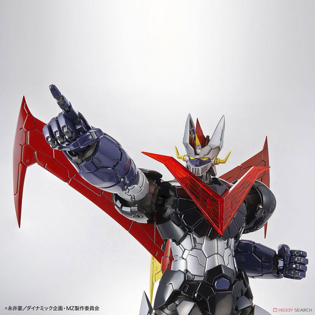 【再販】HG 1/144『グレートマジンガー(マジンガーZ INFINITY Ver.)』プラモデル-006